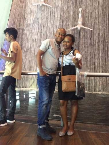 Honeymoon Day in Dubai
